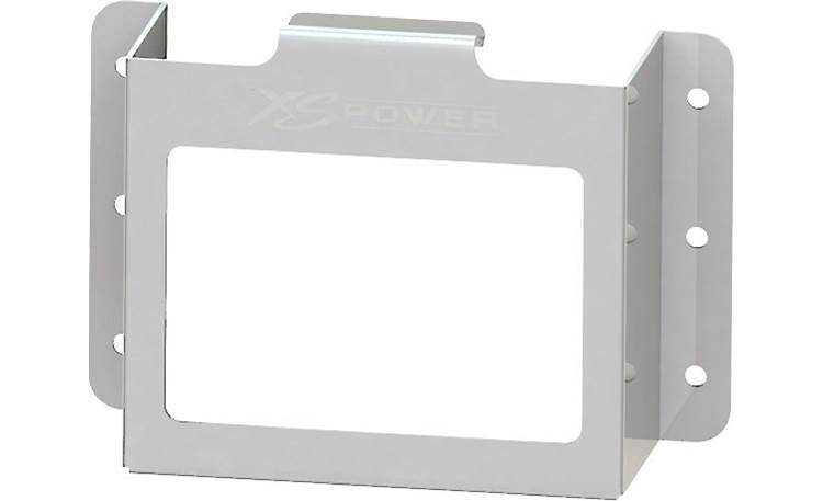 XS Power Side-mount Box Front