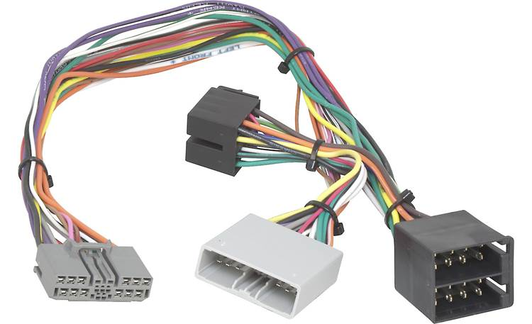 Honda Bluetooth® Wiring Harness Front