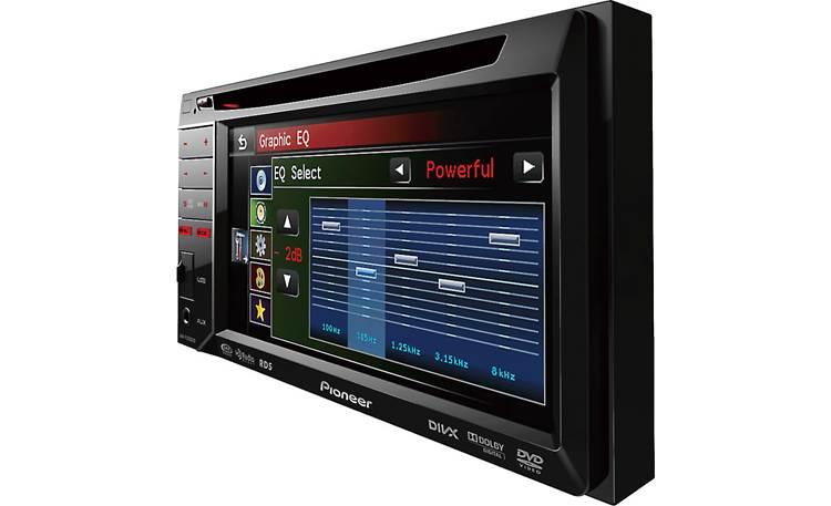 Pioneer Avh P2300dvd Dvd Receiver At, Pioneer Avh2300dvd Wiring Diagram