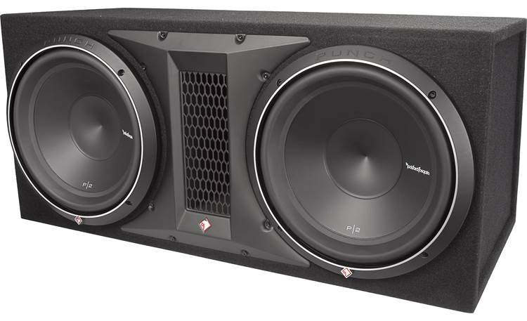 Rockford Fosgate P2-2X12 Front