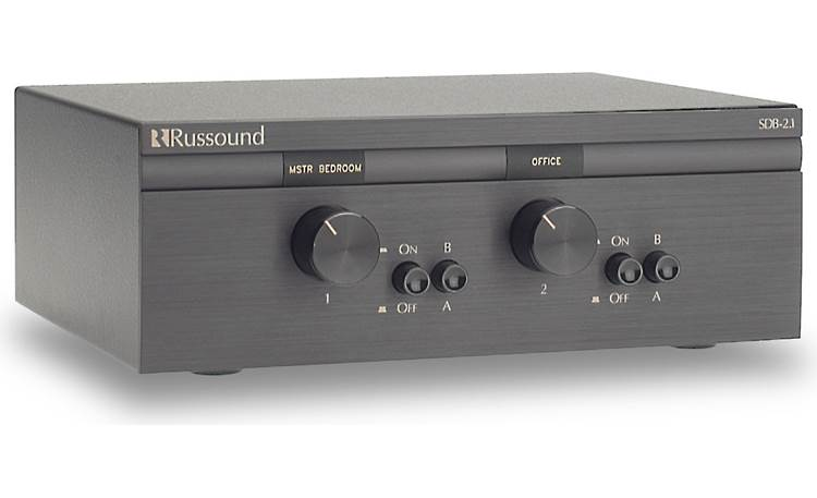 Russound SDB-2.1 (factory refurbished) Front, straight-on