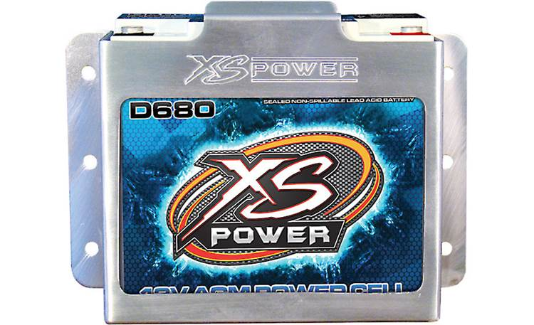 XS Power Side-mount Box Other