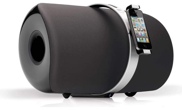 NAD VISO 1 Wireless Digital Music System Black (iPod touch not included)