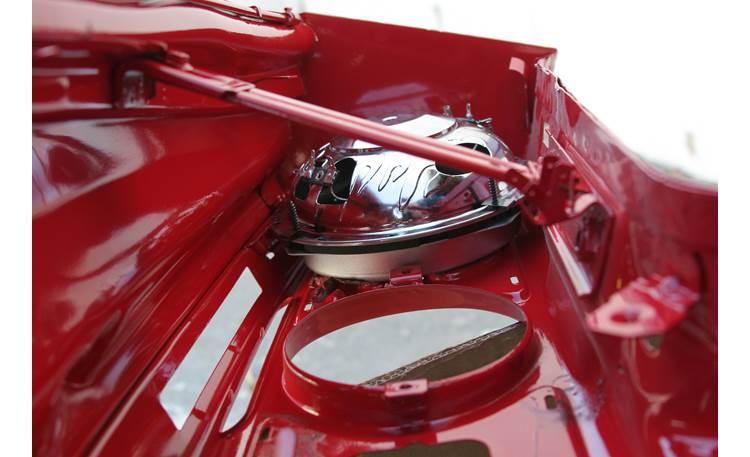 RETROSOUND VWBUS65 DVC-Koaxlautsprecher 1955-67 f/ür VW Bus R-65N - St/ückpreis