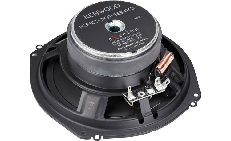 Kenwood Excelon KFC-XP184C Back