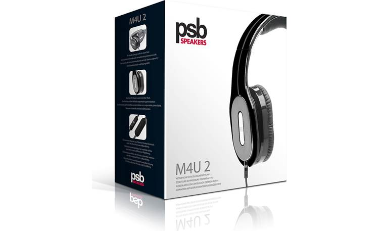 PSB M4U 2 Product package