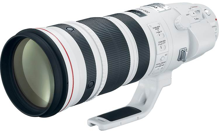 Canon EF 200-400mm f/4L IS USM Lens Front