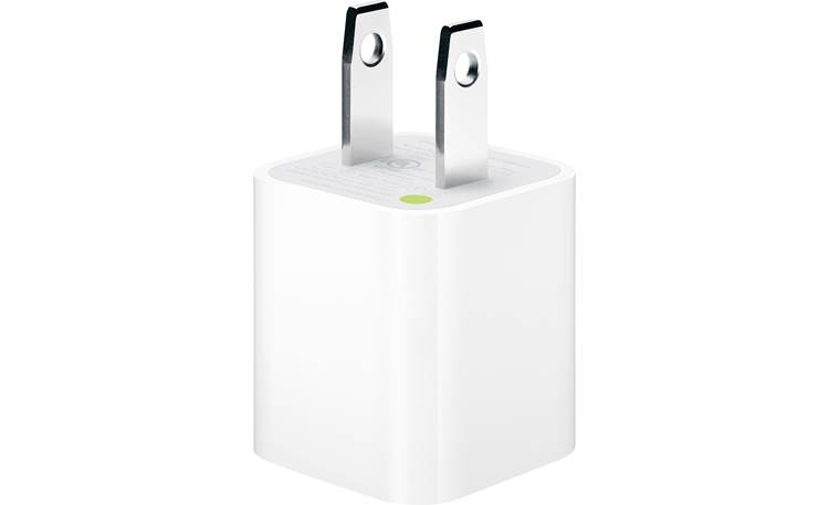 Apple® iPod® 5W USB Power Adapter Front