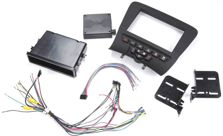 Metra 99-6514B Dash and Wiring Kit Front