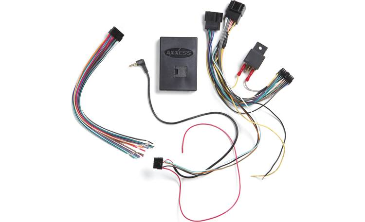 Axxess GMOS-LAN-04 Wiring Interface Front