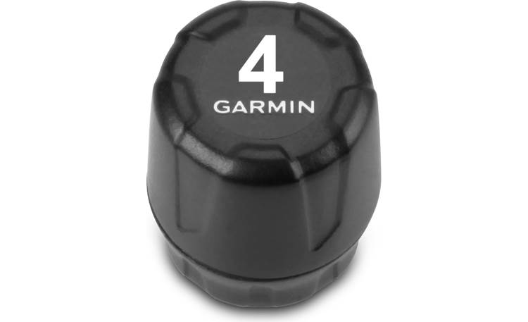 Garmin Tire Pressure Monitor Sensor Garmin includes stickers so you can label each sensor if you have more than one