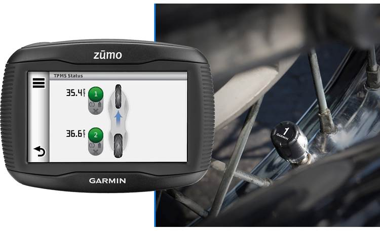 Garmin Tire Pressure Monitor Sensor Other