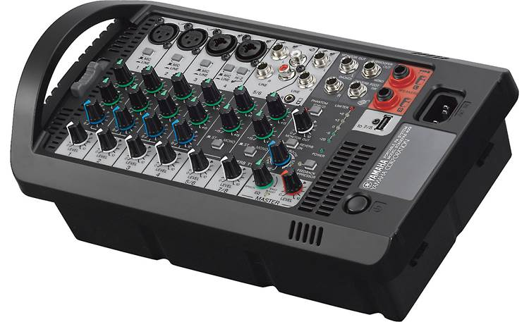 Yamaha STAGEPAS 400i 8-channel mixer