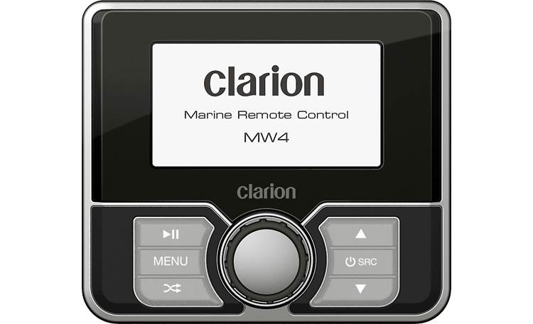 Clarion MW4 wired marine remote control