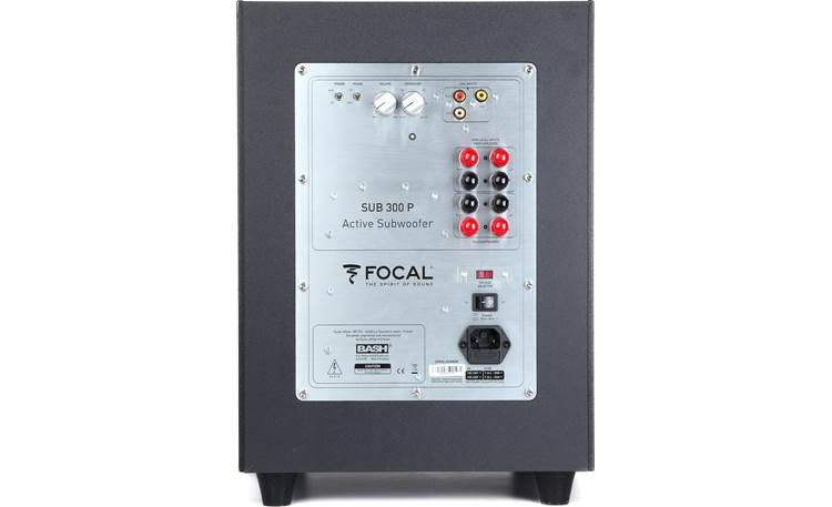 Focal Sub 300 P Back