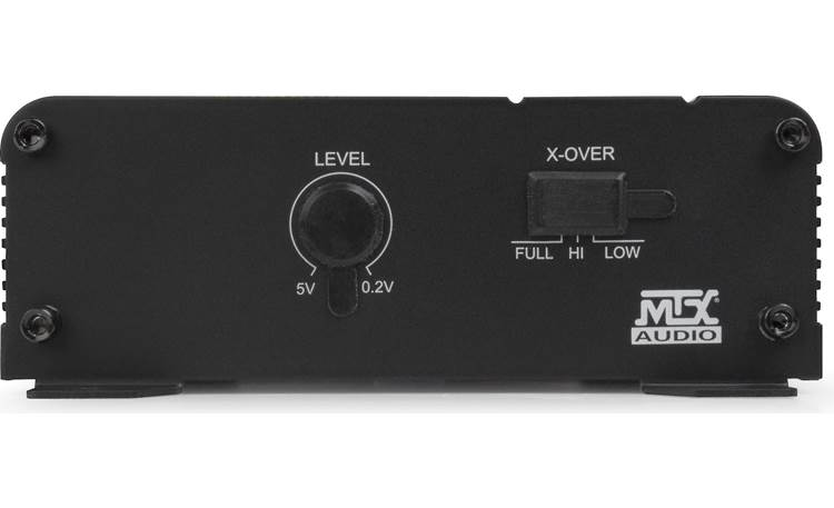 MTX MUD100.2 Handy controls