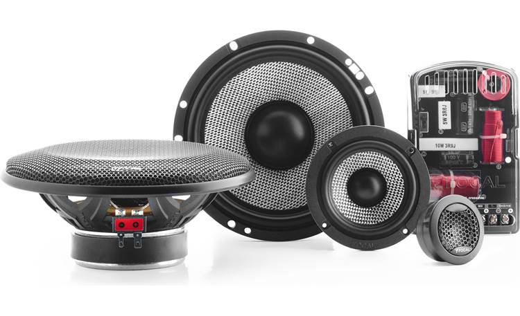 Focal Performance 165AS3 Front