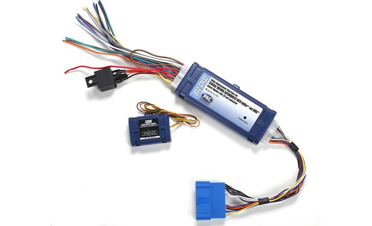 PAC OS2-GM32 Wiring Interface Other