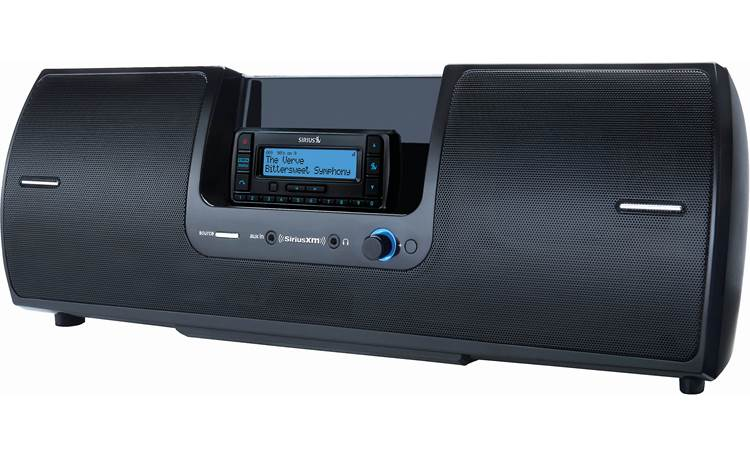 SiriusXM SXSD2 Portable Speaker Dock Go-anywhere entertainment