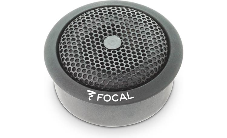 Focal Performance PS 165F Focal's inverted dome tweeter with the grille and mounting cup