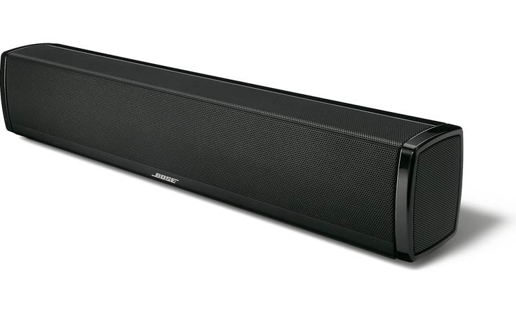 Bose® CineMate® 120 home theater system Sound bar - angled right