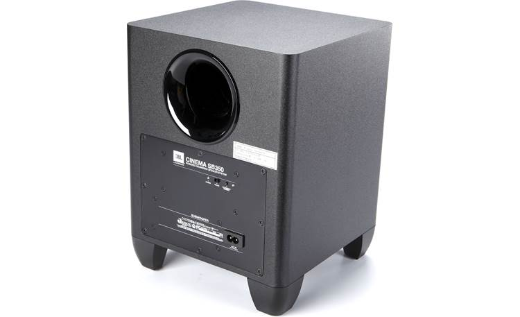 JBL Cinema SB350 Subwoofer back