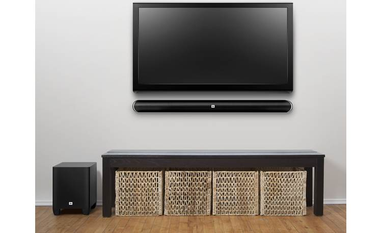 JBL Cinema SB350 Wall-mounted sound bar