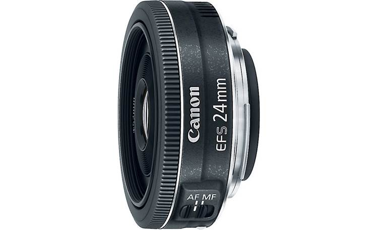 Canon EF-S 24mm f/2.8 STM Front
