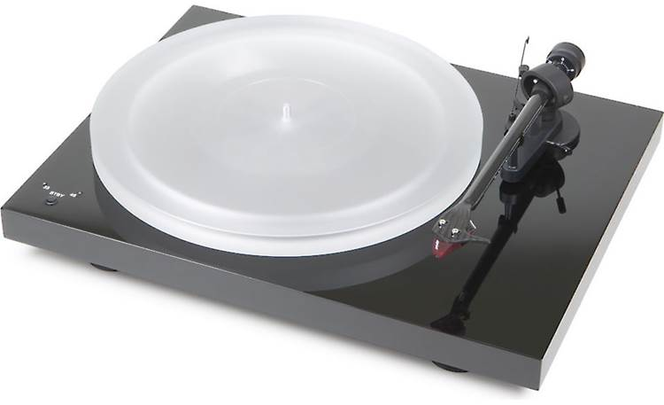 Pro-Ject Debut Carbon Esprit SB (DC) Gloss Black (dust cover included, not shown)