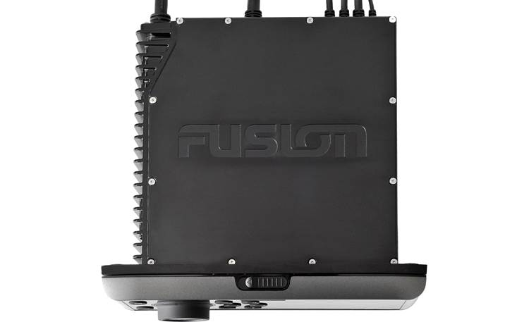 Fusion MS-UD650 Top view of chassis