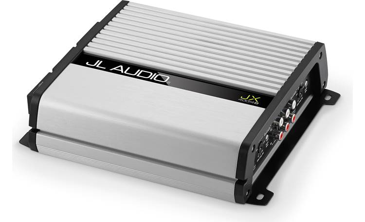 JL Audio JX400/4D This 4-channel amp will give your music power and clarity