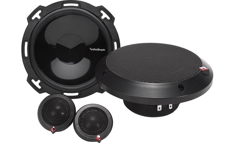 Rockford Fosgate P16-S Front