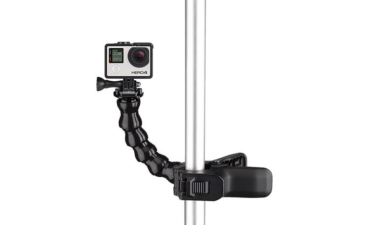 GoPro Jaws Flex Clamp Clamp to a pole or handlebars