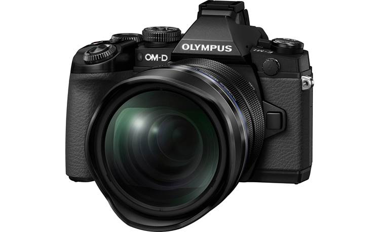 Olympus M. Zuiko ED 7-14mm f/2.8 PRO Attached to E-M1 camera (not included)