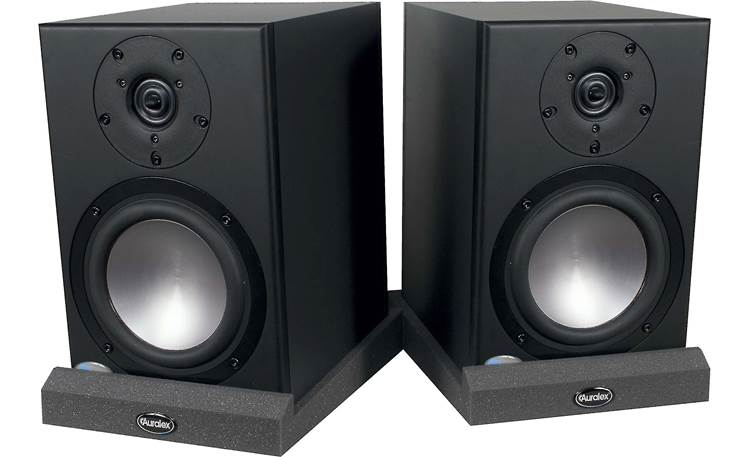 Auralex MoPAD-XL™ Shown placed under speakers (not included)