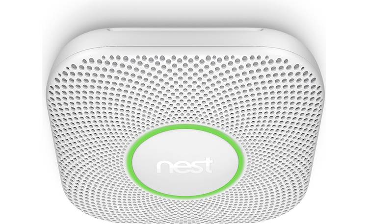 Google Nest Protect 3-pack (2nd Generation) Easy to ceiling-mount
