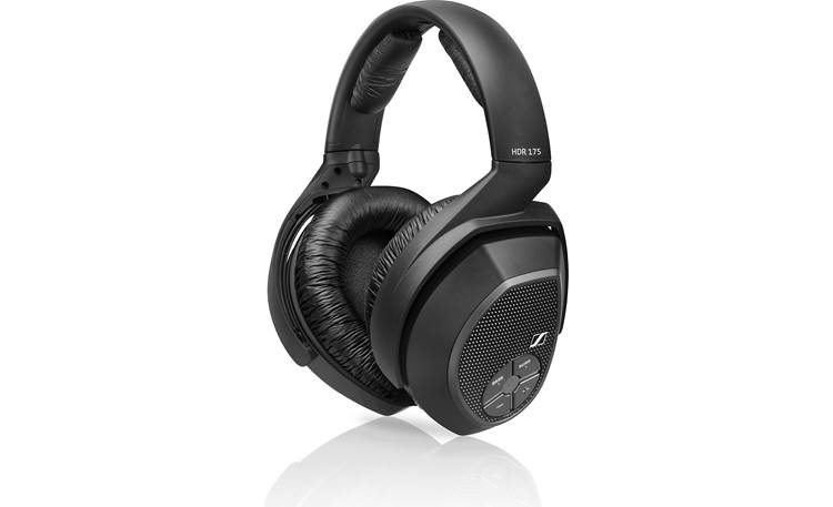 Sennheiser RS 175 Wireless headphone with virtual surround sound and switchable dynamic bass