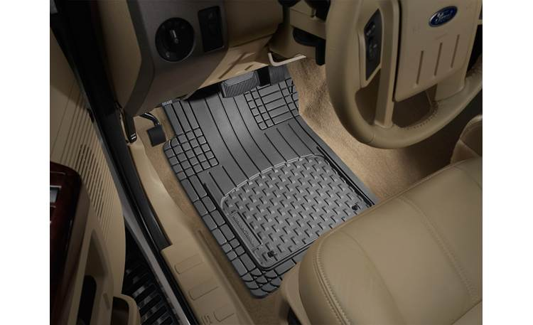WeatherTech AVM™ Floor Mats Trim-to-fit front and rear floor mats