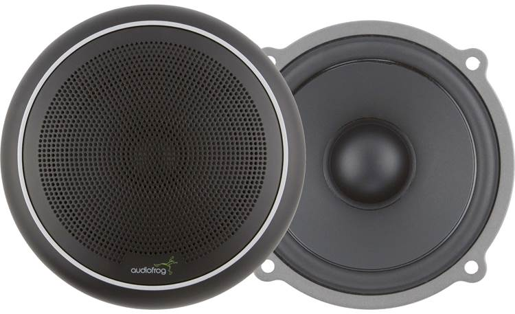 Audiofrog GS40 Pair the GS40 woofer with the GS10 tweeter (not included) for killer component sound.