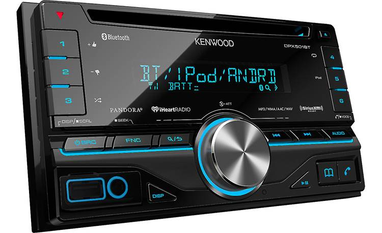 Kenwood DPX501BT Other