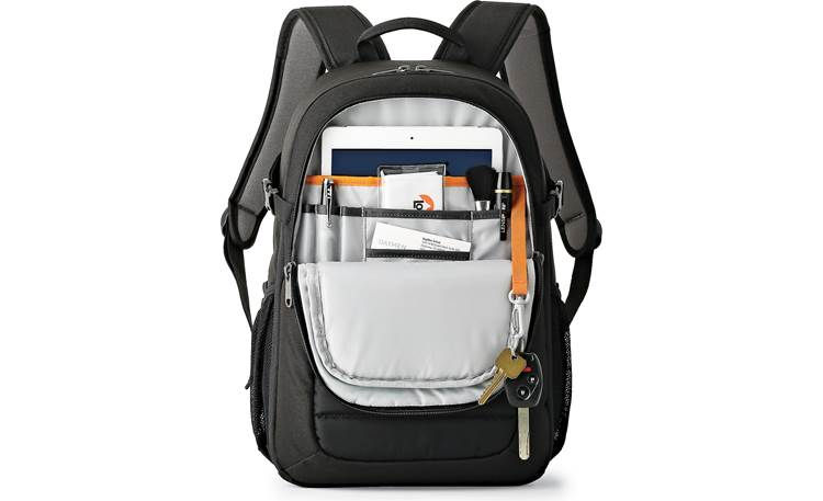 Lowepro Tahoe BP 150 Padded internal pocket holds 10