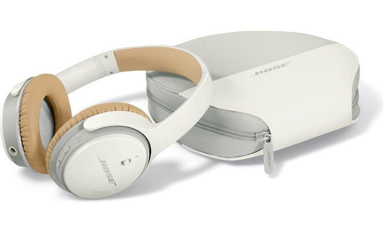 Bose® SoundLink® around-ear wireless headphones II Includes carrying case