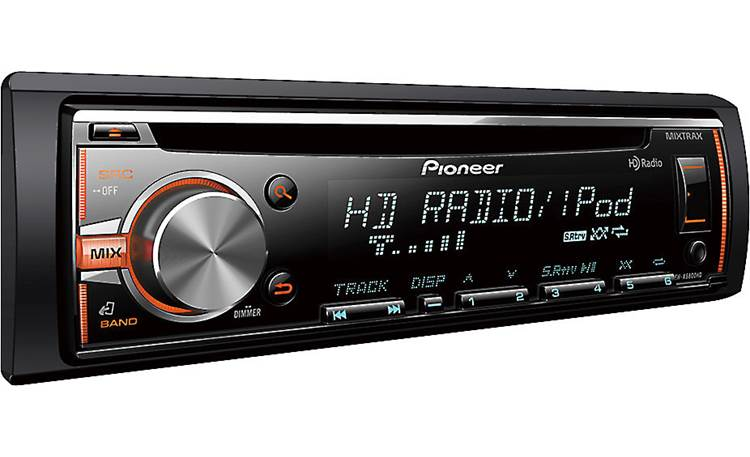 Pioneer DEH-X5800HD Other