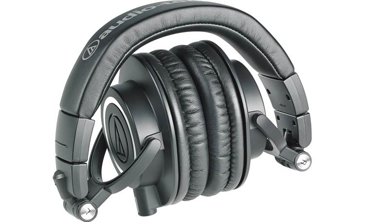 Audio-Technica ATH-M50x Folds up for storage