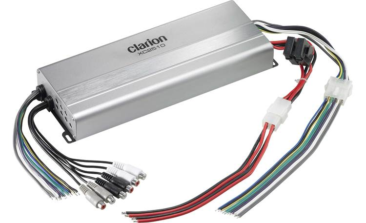 Clarion XC2510 Front