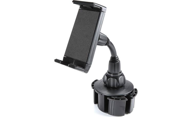 Bracketron BT16572 Use this extendable mount in front and back seat cup holders