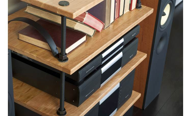 Salamander Designs A3/B Archetype Black - for use with Archetype stands (stands and books not included)