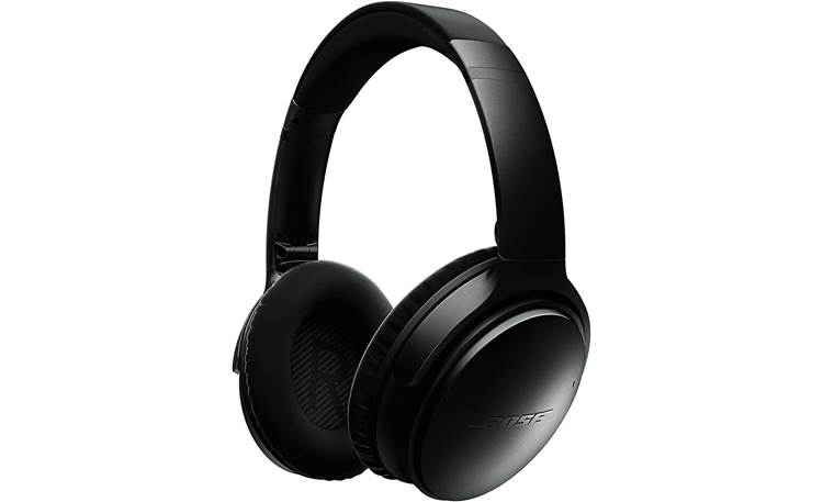 Bose® QuietComfort® 35 (Series I) Acoustic Noise Cancelling® wireless headphones The first Bose® noise-cancelling headphones with Bluetooth®