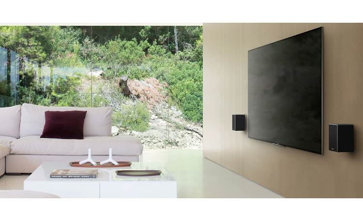 Sony SRS-ZR5 Use as left and right channel TV speakers (speakers sold separately, TV not included)