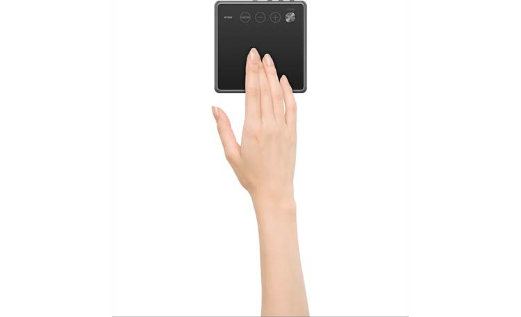 Sony SRS-ZR5 Top-mounted touch controls